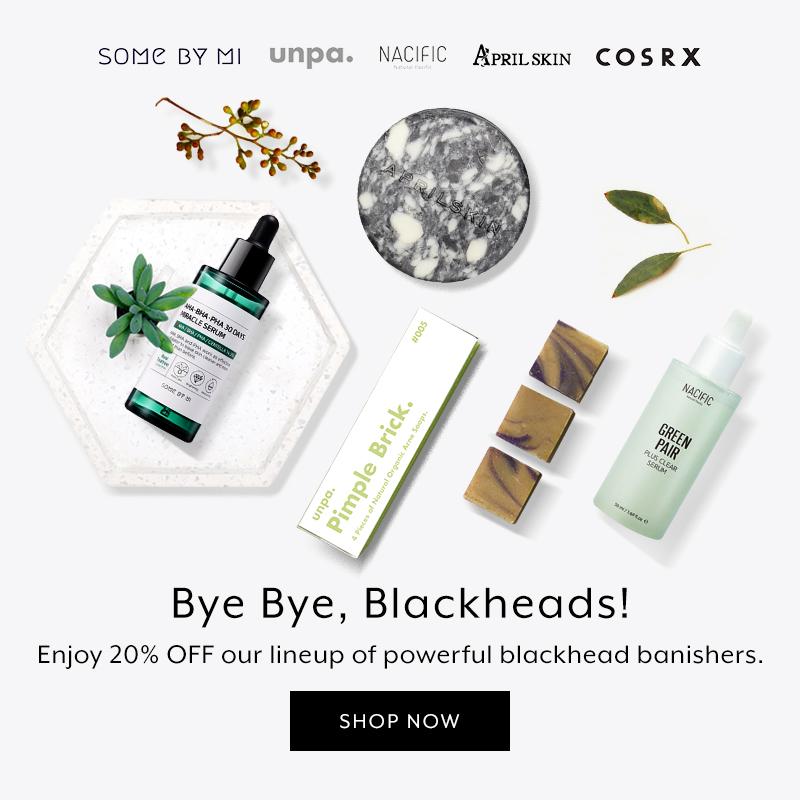 Sep 2018: Bye! Blackhead (HG)