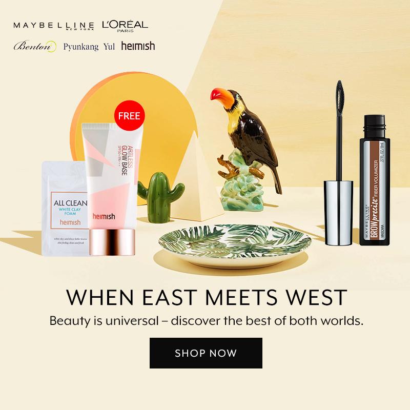 Sept 2018: East Meet West