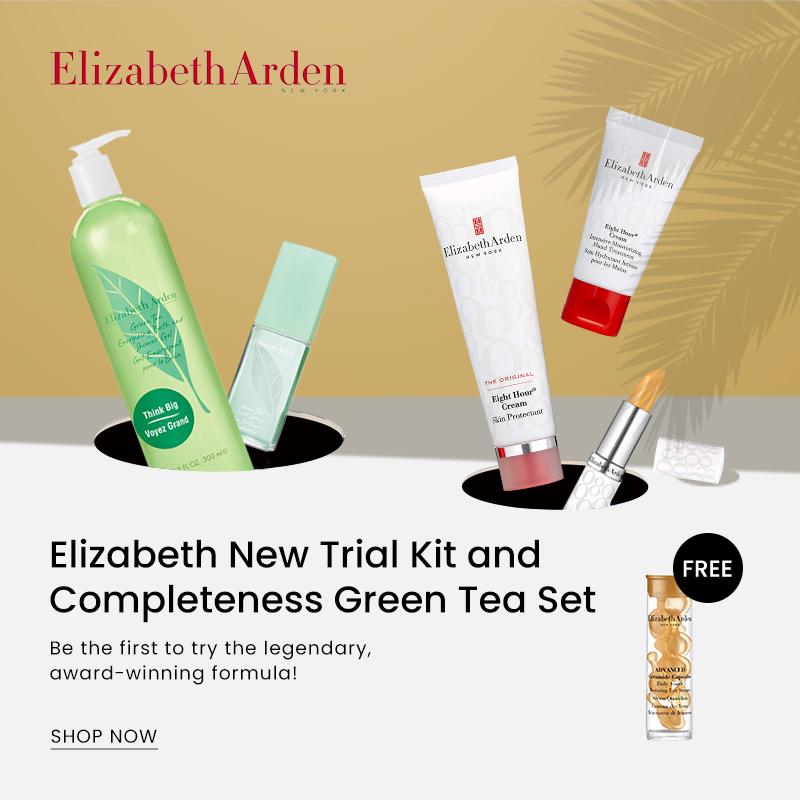 Sept 2019: Elizabeth Arden