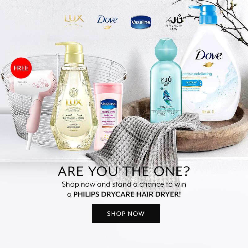 Unilever Shop & Win