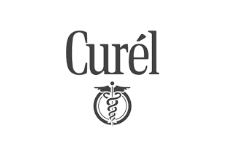 Curel brand logo