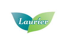 Laurier brand logo