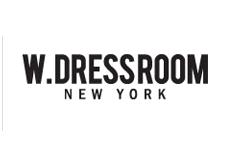 W.Dressroom brand logo