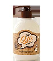 Hanaka花恋肌 Q10 + Milk Body Lotion 保湿身体乳液 400ml [EXP APR'19]