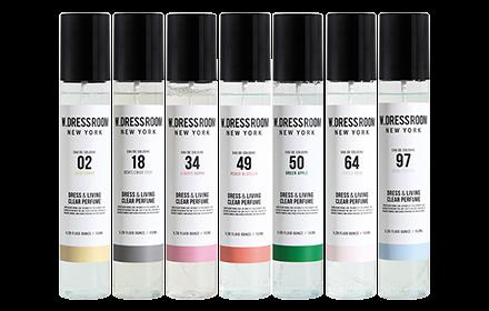 W.Dressroom Dress & Living Clear Perfume 150ml | Hermo Online Beauty Shop Malaysia