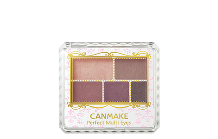 Canmake Perfect Multi Eyes [3 Types To Choose]