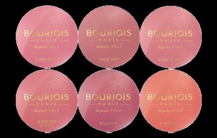 Bourjois Little Round Pot Blush | Hermo Online Beauty Shop Malaysia