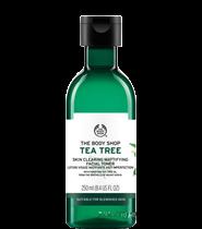 The Body Shop Tea Tree Skin Clearing Mattifying Facial Toner 250ml