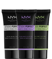 NYX PROFESSIONAL MAKEUP Studio Perfect Primer 30ml [3 Types To Choose]