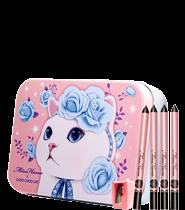 [Choo Choo Cat Edition] Miss Hana花娜小姐 Long Lasting Waterproof Gel Eyeliner Set [EXP: 16 NOV 2019]