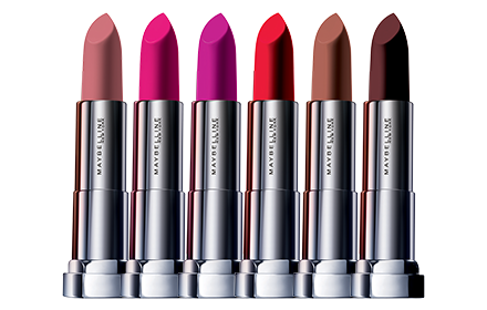 maybelline the powder mattes by color sensational lipstick hermo
