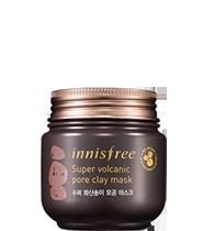 Innisfree Super Volcanic Pore Clay Mask 100ml [EXP NOV'19]