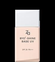 Za Bye Bye Shine Base UV SPF25 PA+++ 25ml