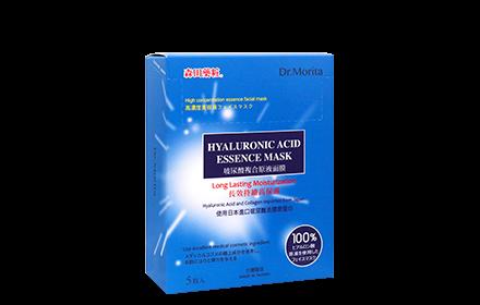 Dr. Morita Hyaluronic Acid Long Lasting Facial Mask 5pcs/box