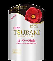 Tsubaki Damage Care Shampoo 345ml (Refill)