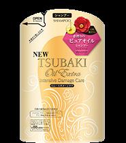 Tsubaki Oil Extra Intensive Damage Care Shampoo 330ml (Refill)