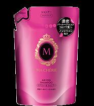 Ma Cherie Air Feel Shampoo Ex 380ml (Refill)