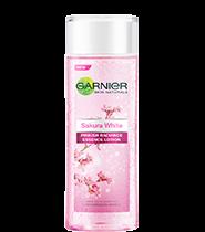Garnier Sakura White Pinkish Radiance Essence Lotion 120ml