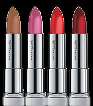Maybelline Color Sensational Creamy Mattes Lipstick [23 Colors To Choose]