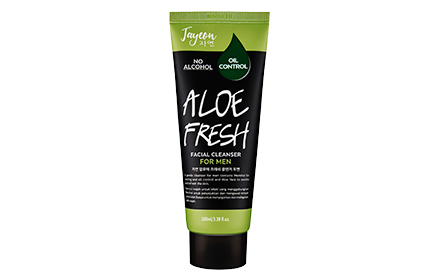 Jayeon Aloe Fresh Facial Cleanser For Men 100ml Hermo Online