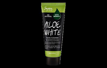 Aloe White Facial Cleanser
