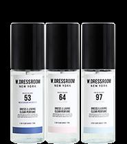 W.Dressroom Dress & Living Season 2 Clear Perfume 70ml [16 Types To Choose]