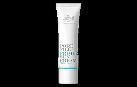 [ SO NATURAL ] Pore Fill Primer Sun Cream 50ml Peter Thomas Roth Camu Camu Power C x 30 Vitamin C Brightening Moisturizer, 1.7 Oz