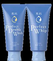 Senka Perfect Double Wash Promo Pack