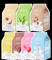 A'PIEU Milk One-Pack 5pcs [Choose Any 5]