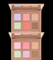 [Online Exclusive] The Face Shop Color Contour Face Palette [2 Types To Choose]