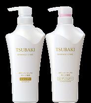 Tsubaki Damage Care Mika Set 500ml