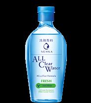 Senka All Clear Water Fresh 230ml