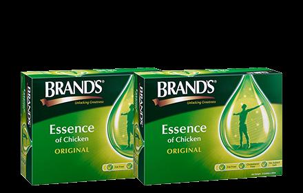 BRAND'S® [Twin Pack]                Chicken Essence Original