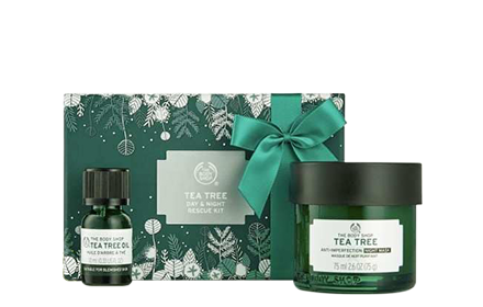 The Body Shop Christmas 2018 Festive Sack Of Delights Hermo Online