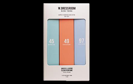 [Christmas Set 2018] W.Dressroom Dress & Living Clear Perfume 150ml x 3 | Hermo Online Beauty Shop Malaysia