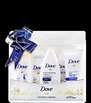 Dove Travel Set