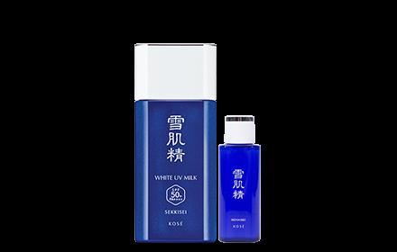 Kose Sekkisei White UV Milk [GWP] Lotion 24ml