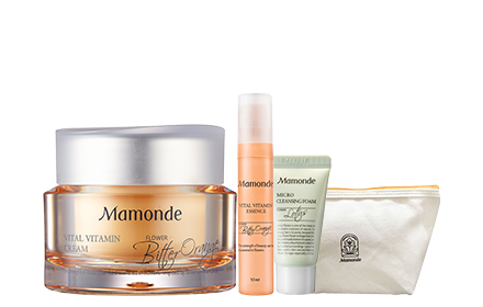 Mamonde Vital Vitamin Cream Set