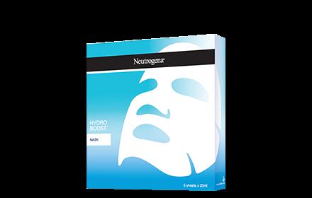 Neutrogena Hydro Boost Mask 5pcs