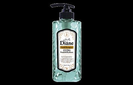 Moist Diane Fresh Shampoo Fresh & Hydrate 500ml