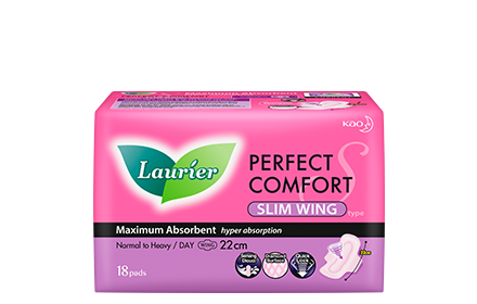 Laurier Perfect Comfort Ultra Slim Wing