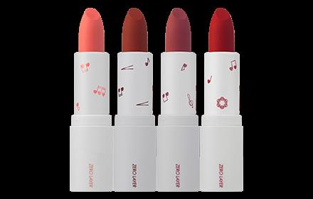 [Music Series] Rom&nd Zero Later Lipstick [6 Types To Choose]