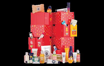 Christmas Collection 2019 L Occitane Premium Beauty Advent Calendar Hermo Online Beauty Shop Malaysia