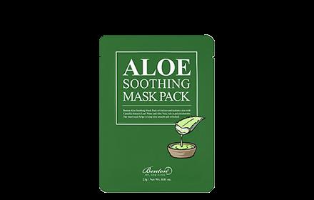 Benton Aloe Soothing Mask Pack 1pcs