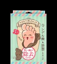Hanaka 花恋肌 Callus Removal Foot Pack *杏仁酸脱胎焕足膜 (1pair)