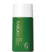 Naruko Tea Tree Anti-Acne Sunscreen SPF50 茶树抗痘润色隔离液SPF50 30ml (新包裝)