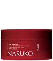 Naruko Raw Job's Tears Supercritical CO2 Pore Minimizing & Brightening Night Gelly 红薏仁超临界毛孔美白晚安冻膜80g