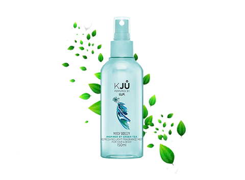Refreshing scent inspired by Jeju Green Tea. Suitable for use on Hair and Body.