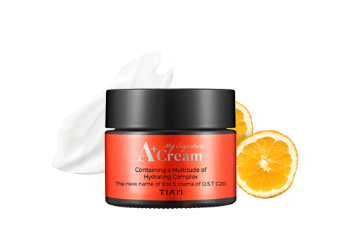 The Tiam My Signature A+ Cream is a cream that delivers intense hydration and improves skin elasticity to the skin.
