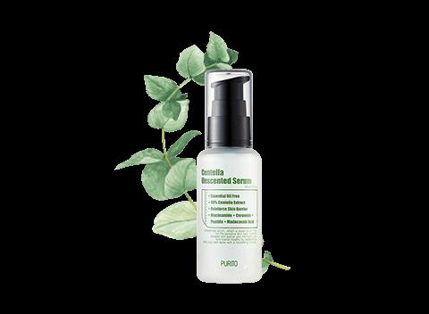 Unscented Centella Serum, a super solution to rescue super sensitive skin